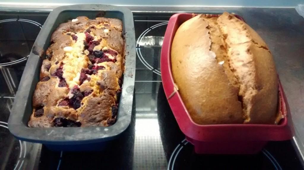 Die Kuchen (Bevor mein Bruder sich bediente)